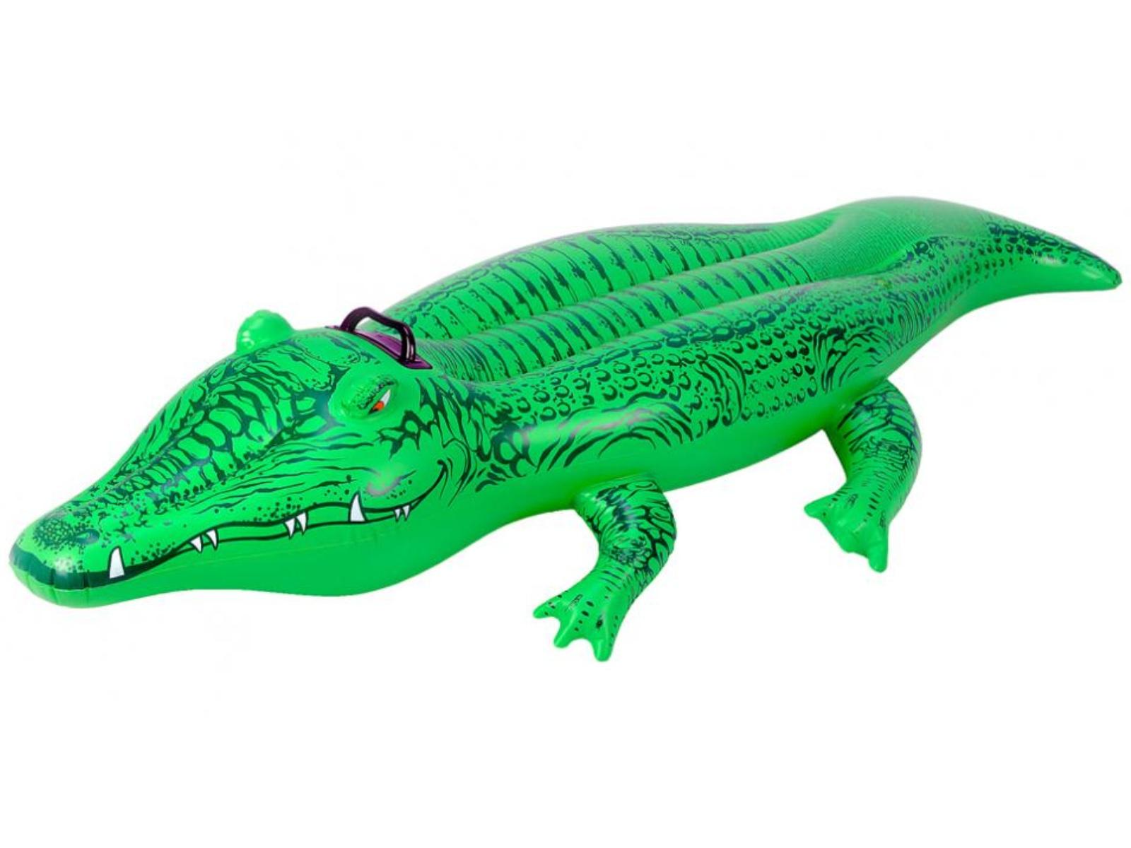 Intex Nafukovací krokodýl INTEX 168x86 cm