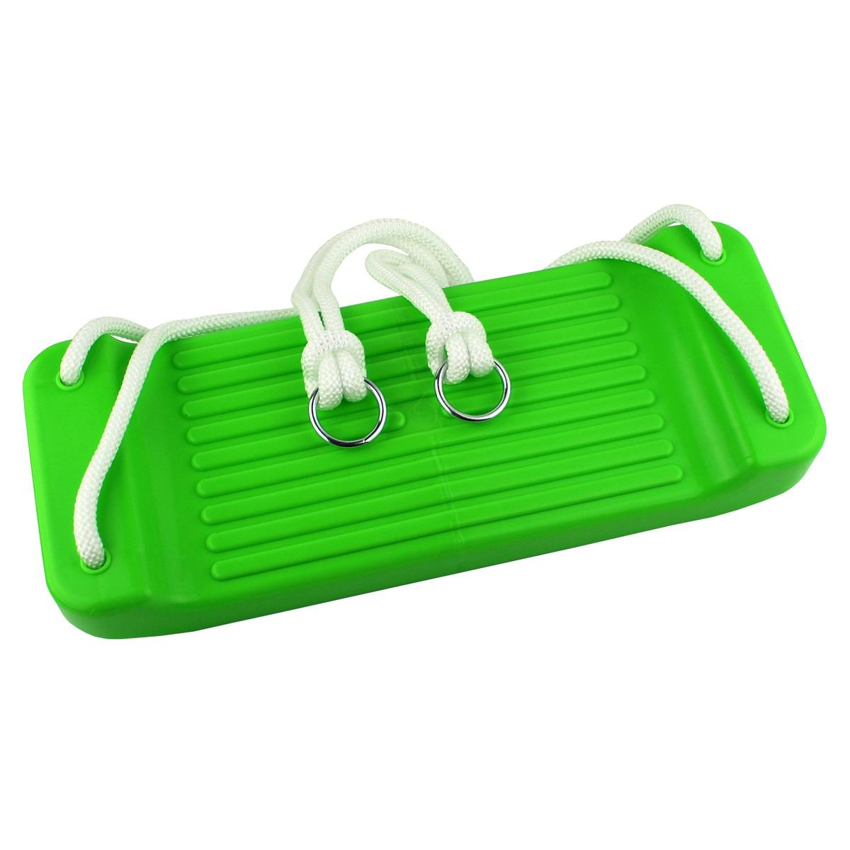 Dětská houpačka MASTER rovná plast - zelená