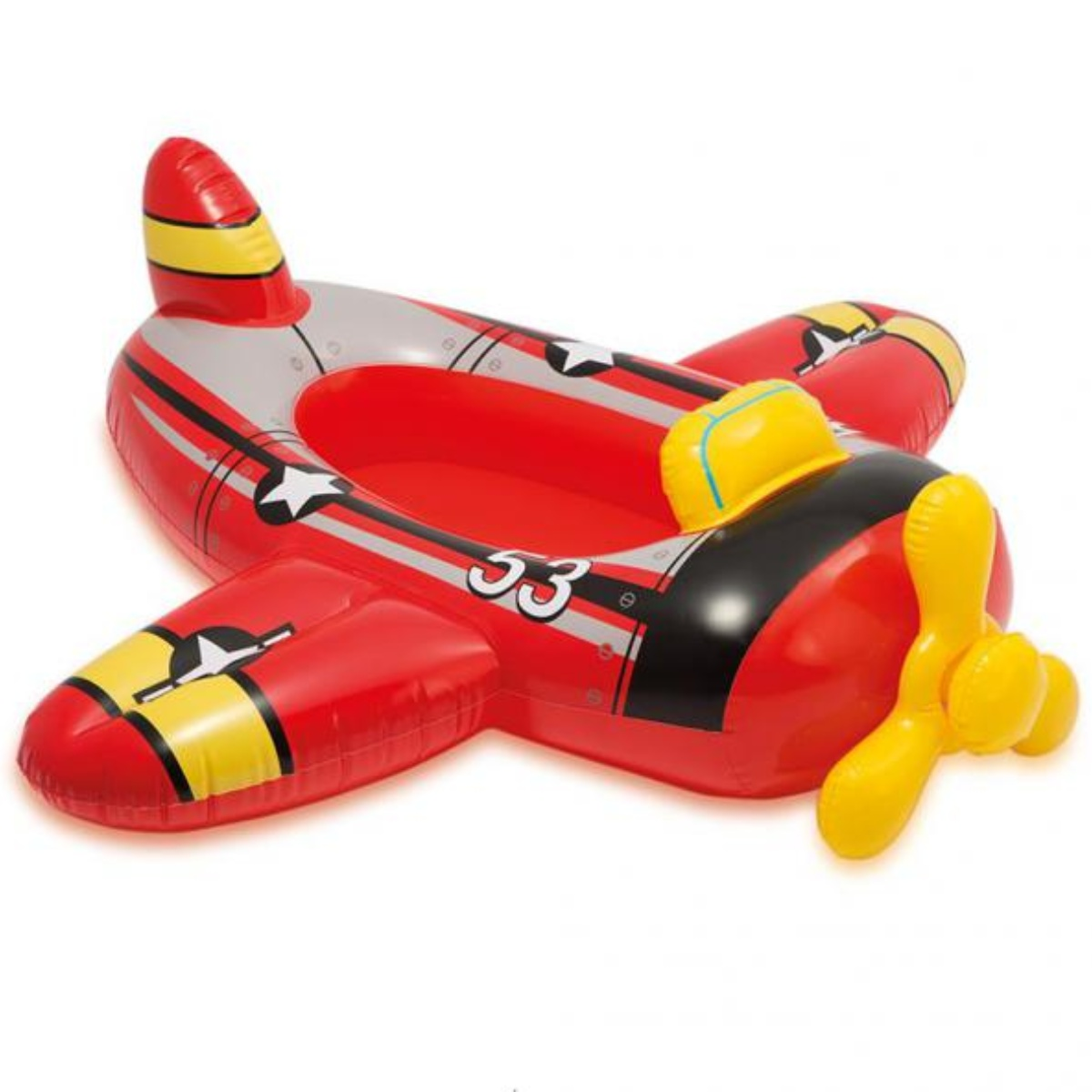 Nafukovací člun pro děti INTEX Pool Cruisers - letadlo
