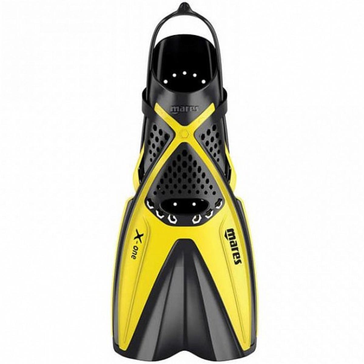 Ploutve MARES X-ONE Junior žluté - vel. S