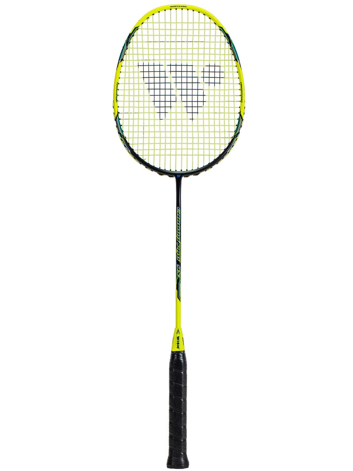 Badmintonová raketa WISH Carbon Pro 95