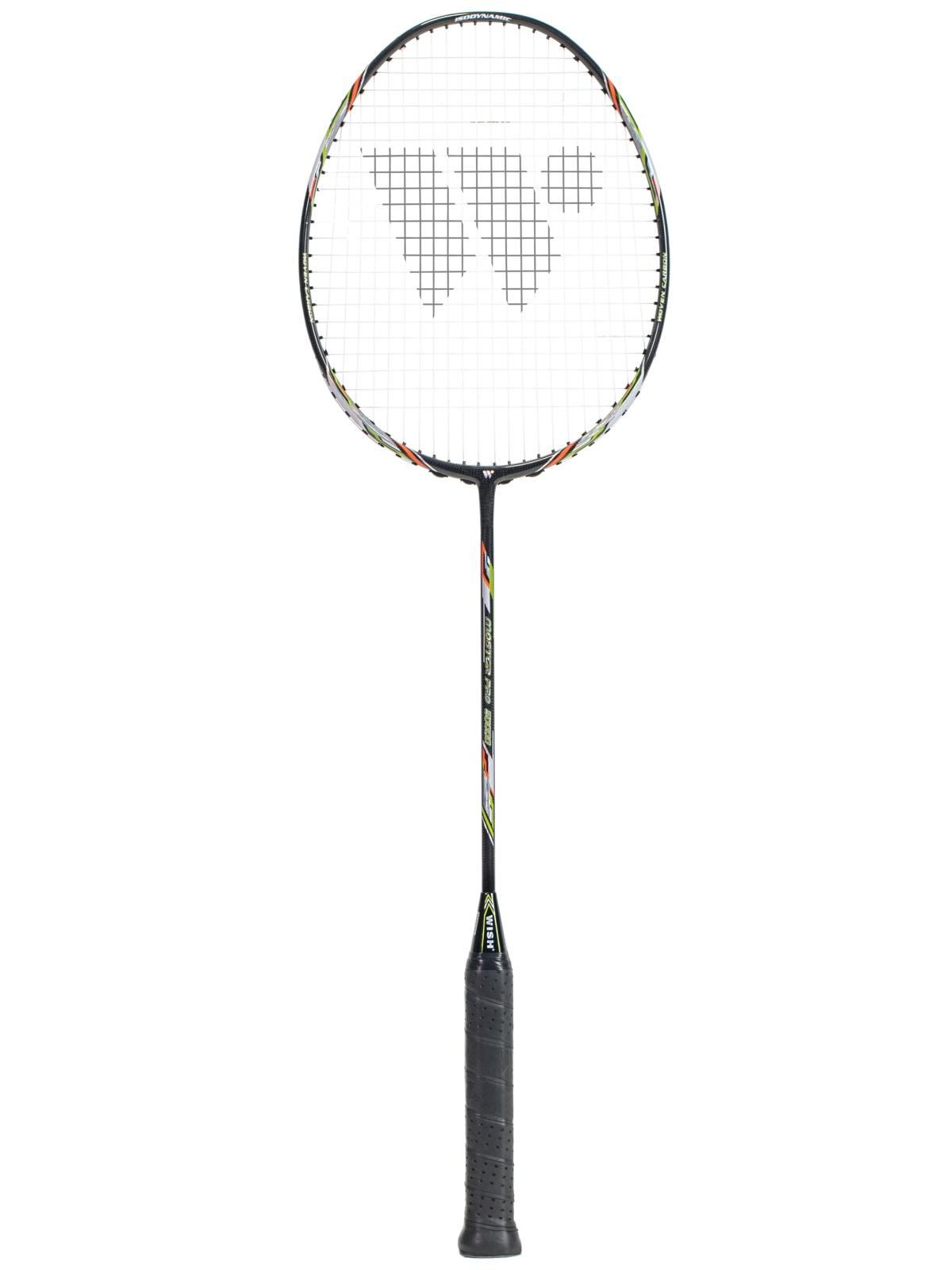 Badmintonová raketa WISH Master Pro 50000