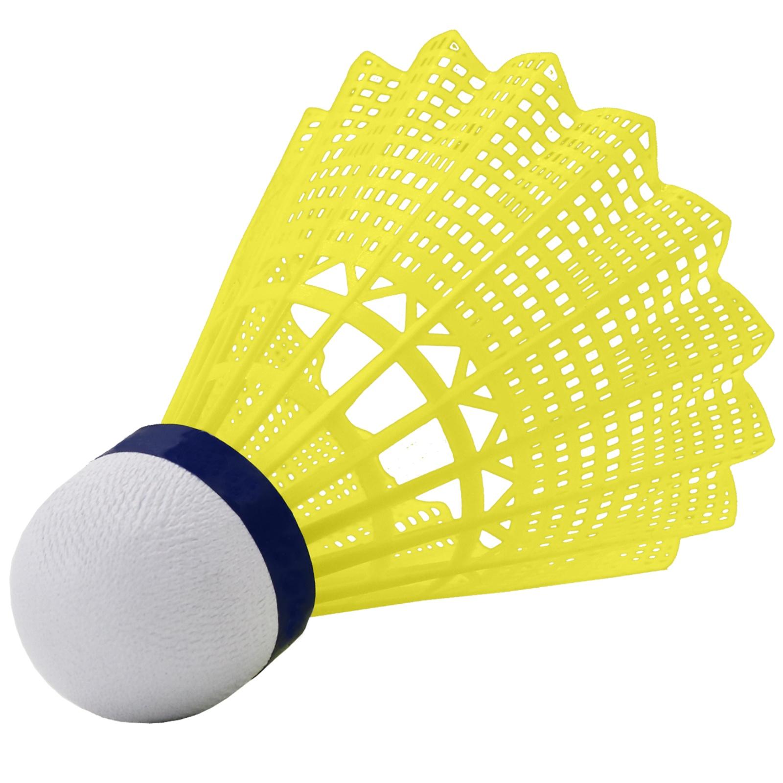 Badmintonové míčky WISH Air Flow 5000 6ks