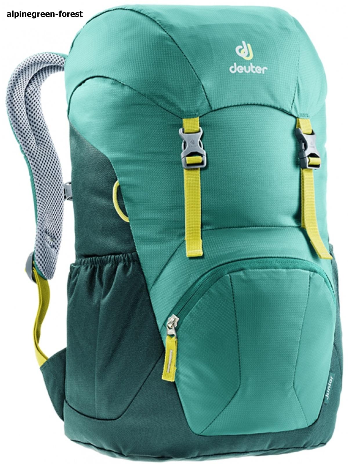 Dětský batoh DEUTER Junior 18 l - alpinegreen-forest