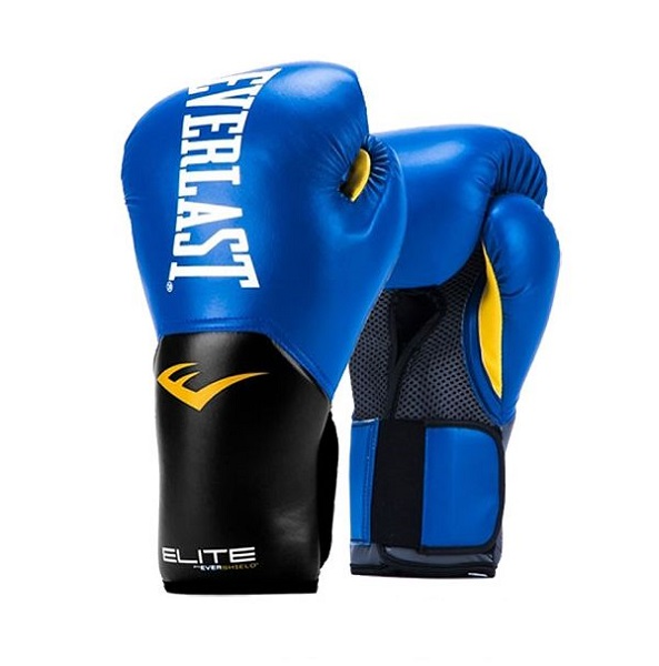 Boxerské rukavice EVERLAST Pro Style Training - modré