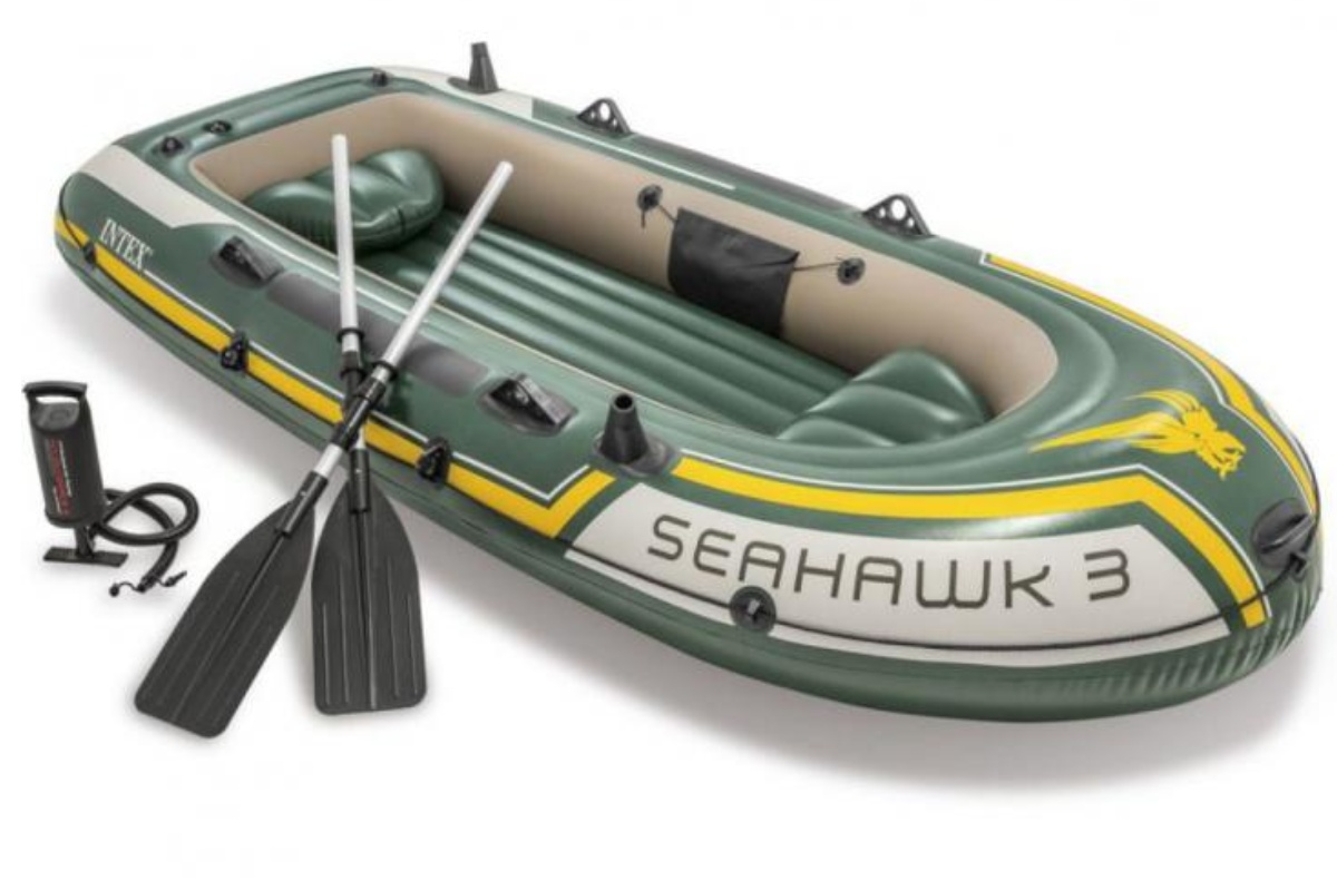 Intex 68380 Seahawk 3 Set