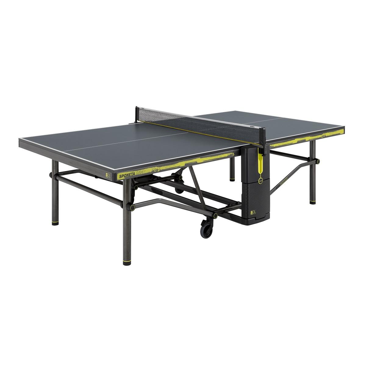Stůl na stolní tenis SPONETA Design Line - Raw Outdoor - venkovní