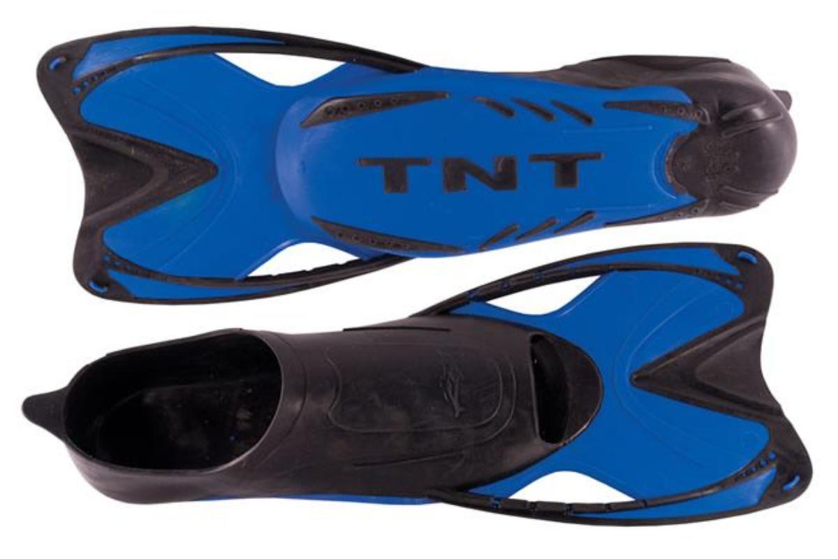 Ploutve SEDCO TNT Short modré