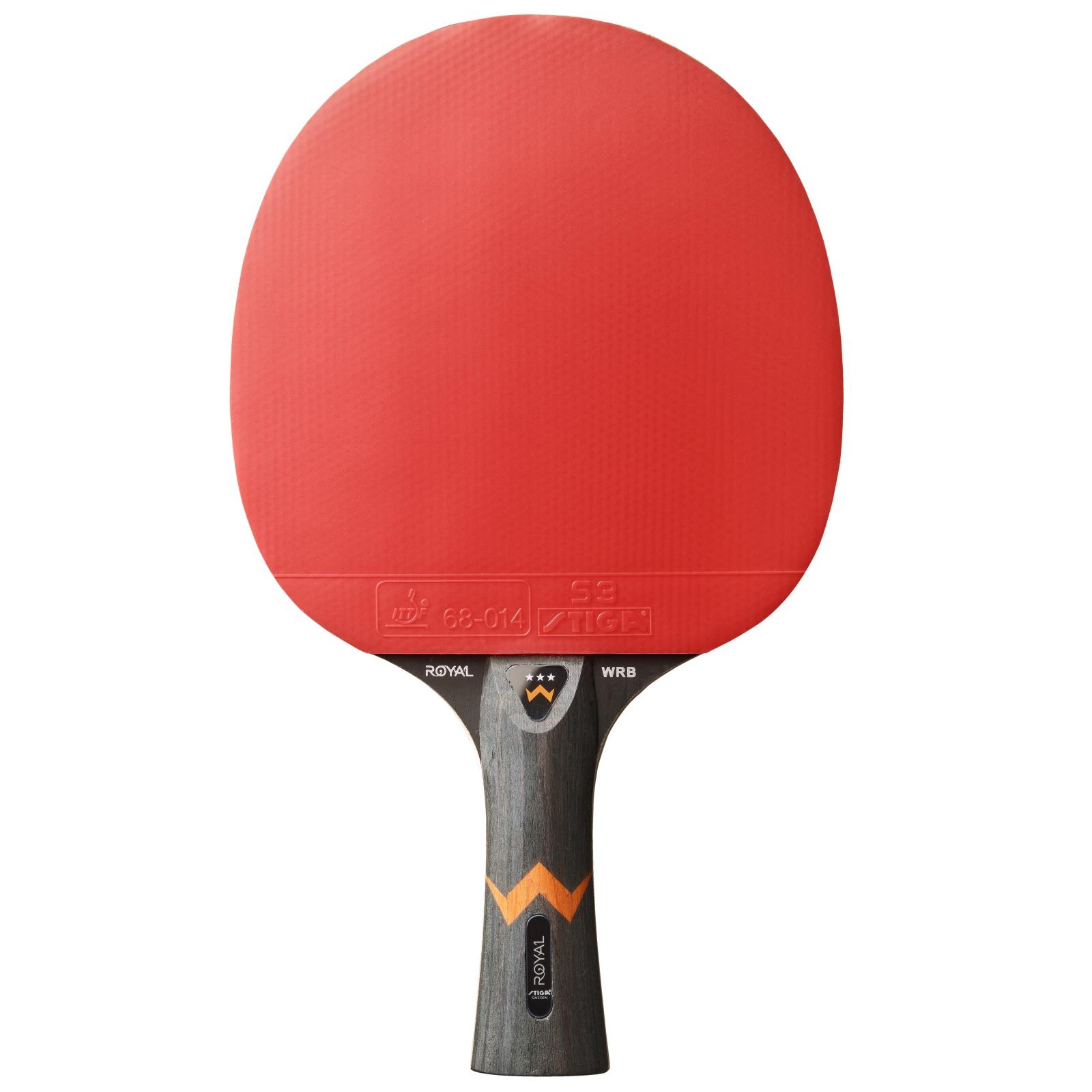 Pálka na stolní tenis STIGA Royal WRB***