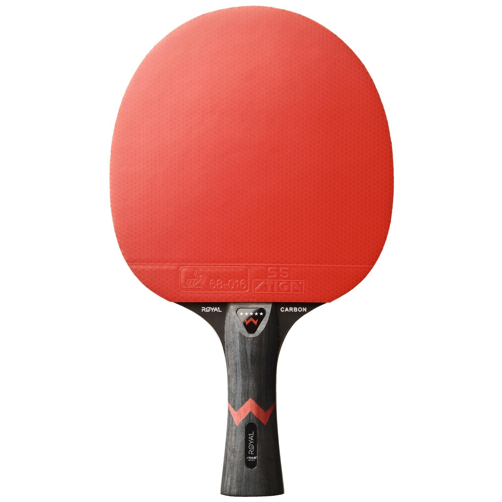 Pálka na stolní tenis STIGA Royal Carbon*****