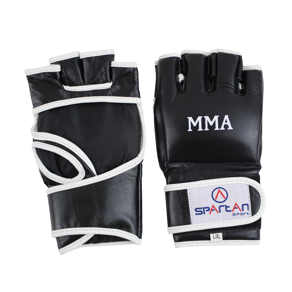 Boxovací rukavice SPARTAN MMA - L-XL