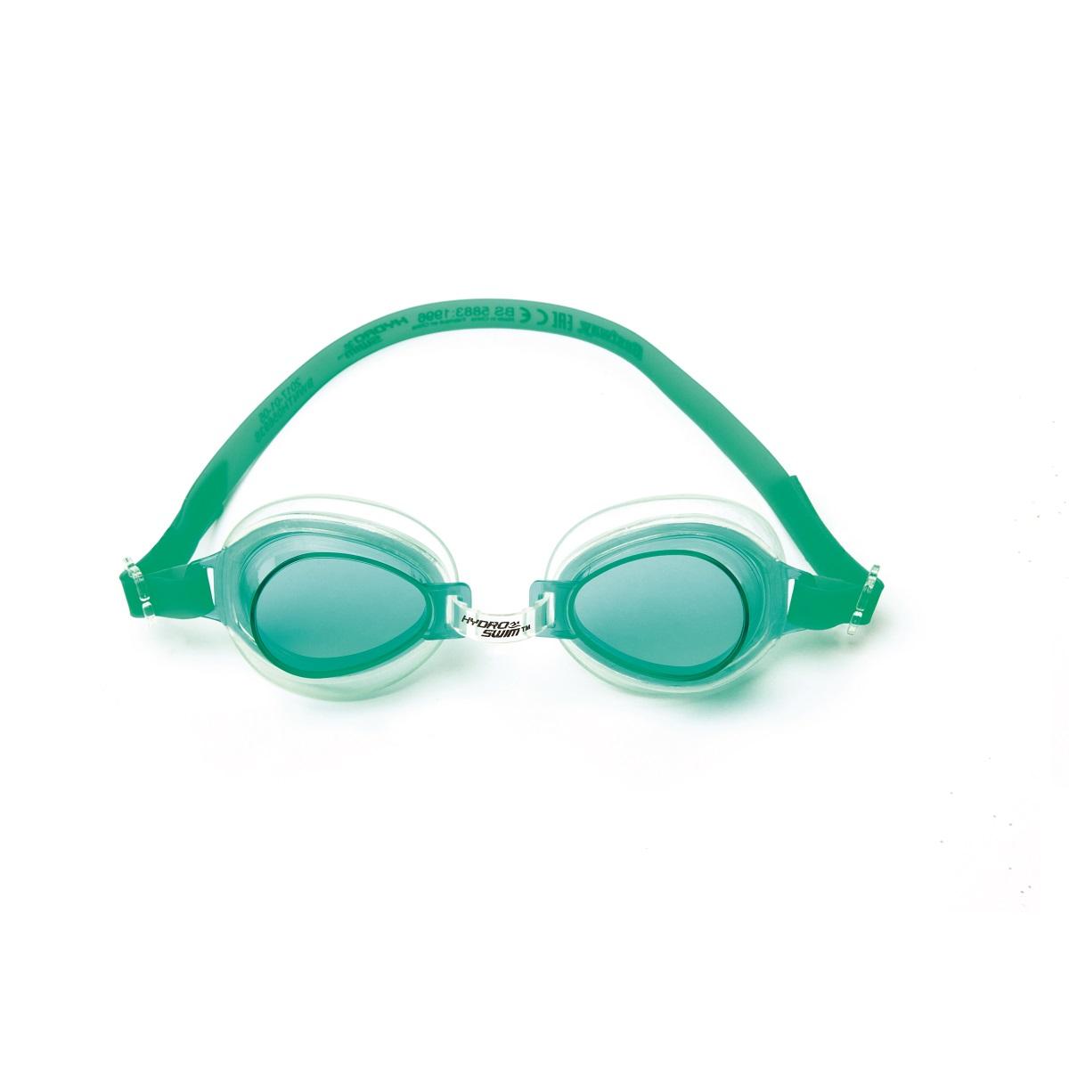 Plavecké brýle BESTWAY Lil´ Lightning 21084 - zelené
