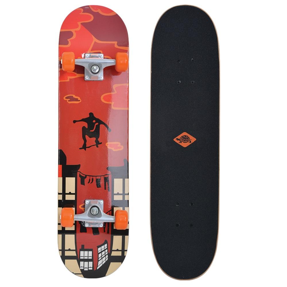 """Skateboard SCHILDKROT Kicker 31"""" - Parkour"""