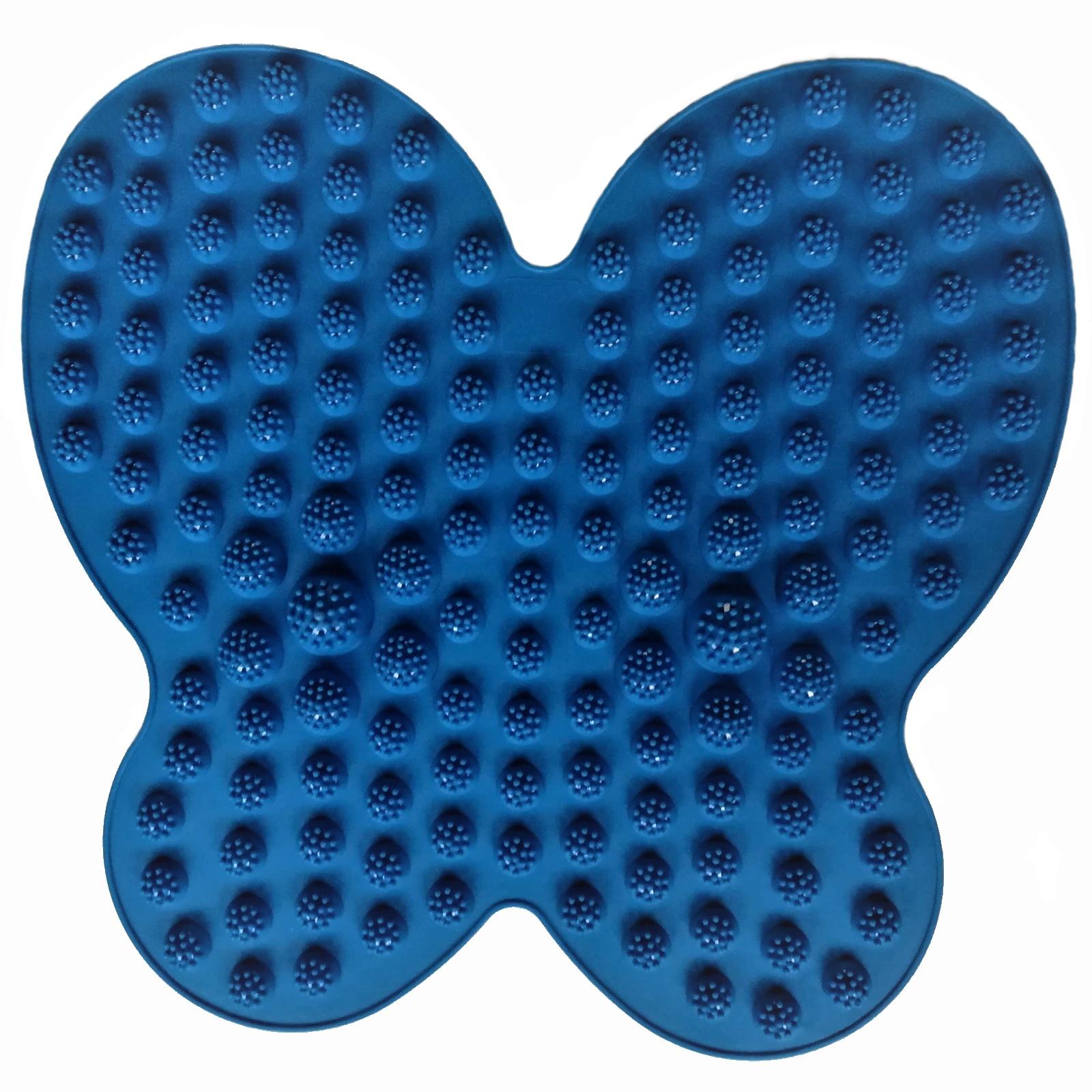 Podložka na masáž nohou UNISON 2063 - modrá