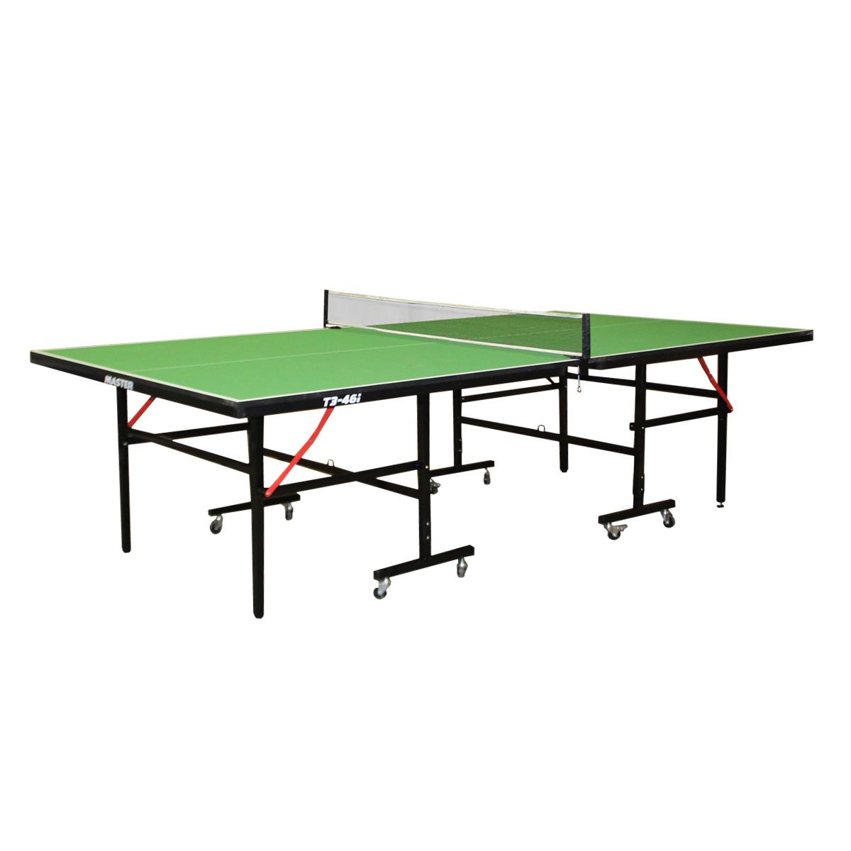Stůl na stolní tenis MASTER T3-46i - zelený