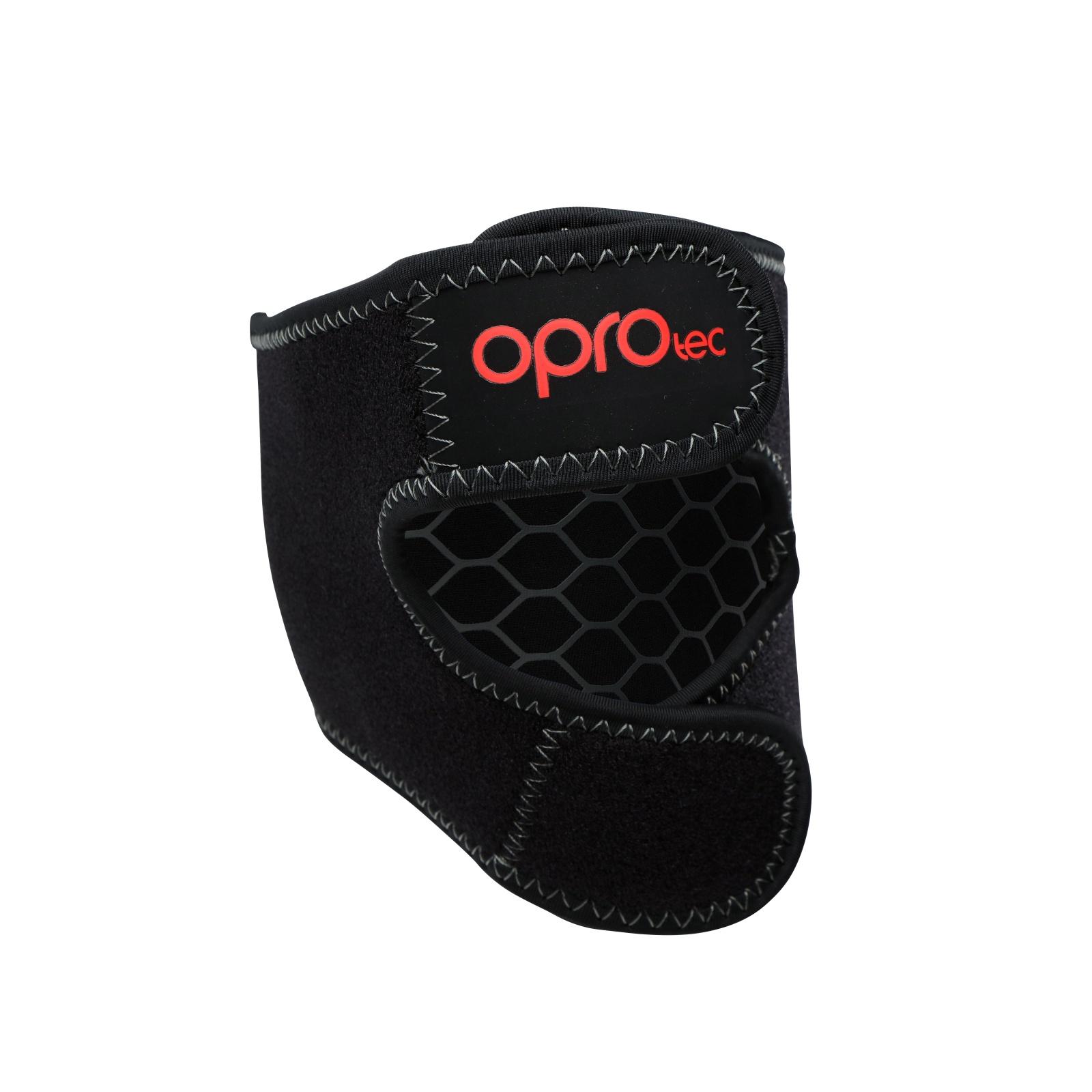 Ortéza na koleno s dvojitým páskem OPROtec - S-M