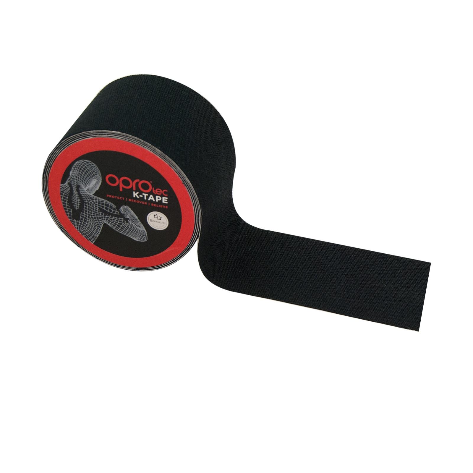 Tejpovací páska OPROtec - černá