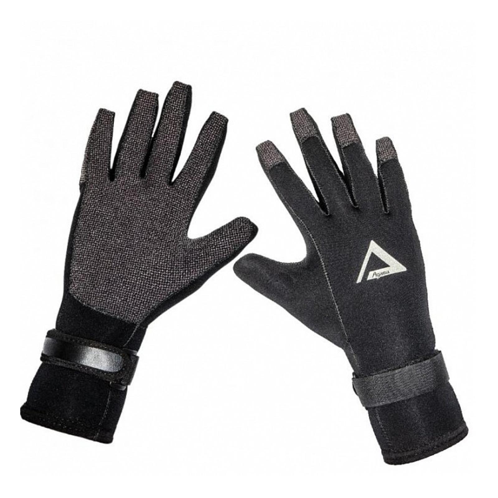 Neoprenové rukavice AGAMA Kevlar 3 mm