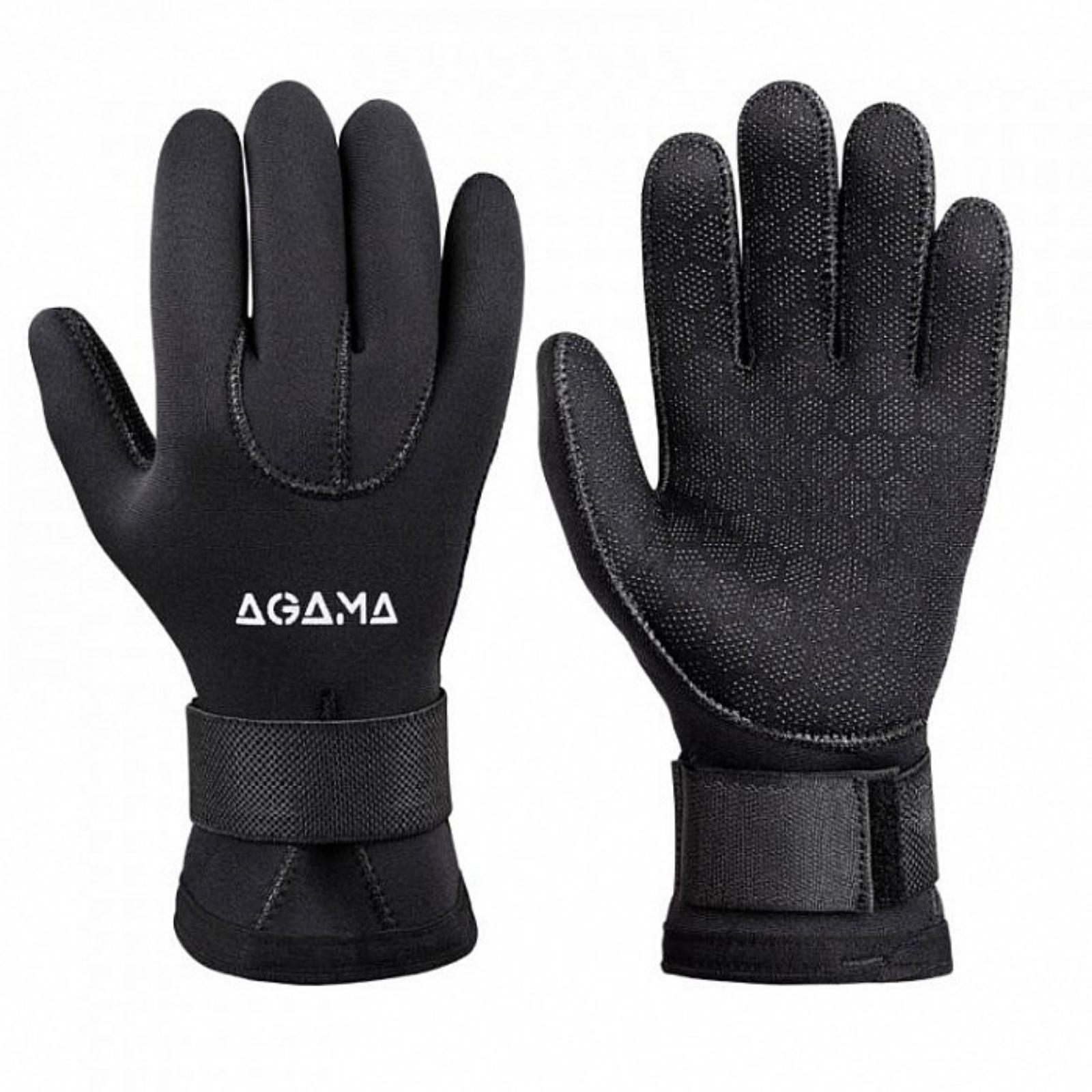 Neoprenové rukavice AGAMA Classic 5 mm - vel. XL