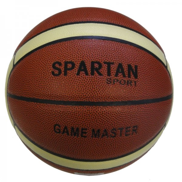 Basketbalový míč SPARTAN Game Master