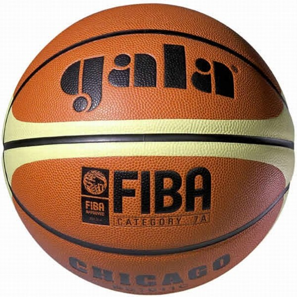 Basketbalový míč GALA Chicago BB7011C