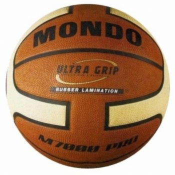 Basketbalový míč MONDO Ultra Grip 750