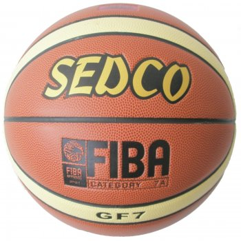 Basketbalový míč SEDCO Category GF 7
