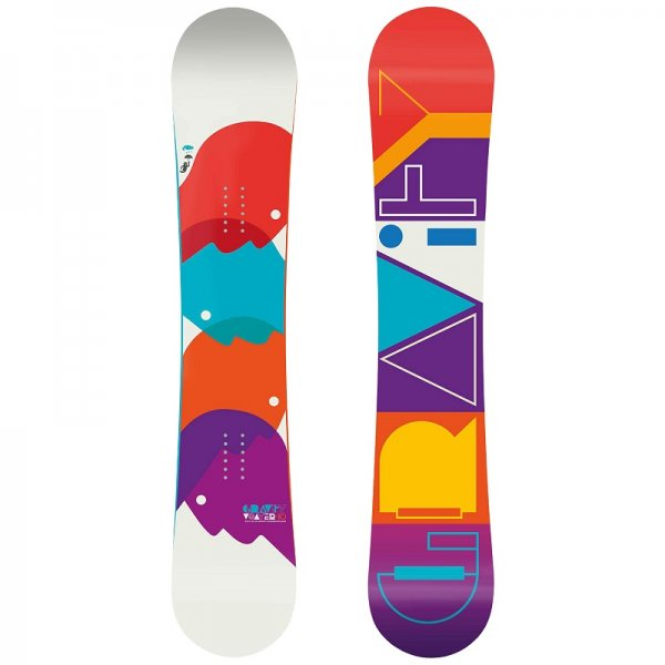 Snowboard GRAVITY Voyager