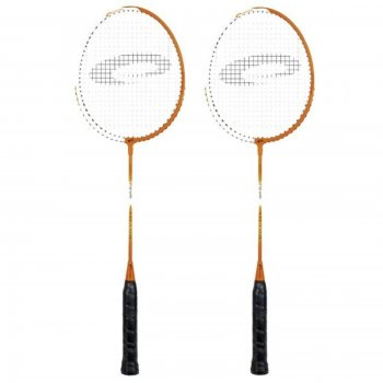 Badmintonový set SPOKEY Fit One oranžový