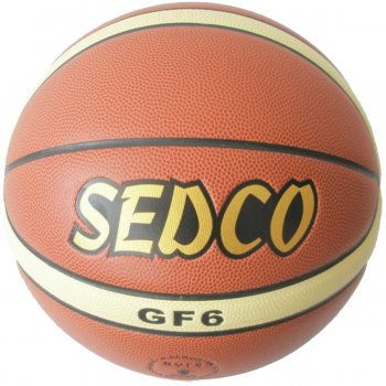 Basketbalový míč SEDCO Official 6A
