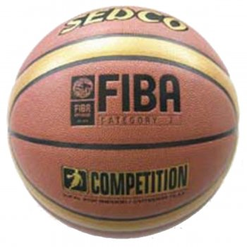 Basketbalový míč SEDCO Competition 6