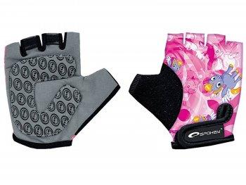 9150df5414a Cyklo rukavice SPOKEY Pony Glove dětské - XS