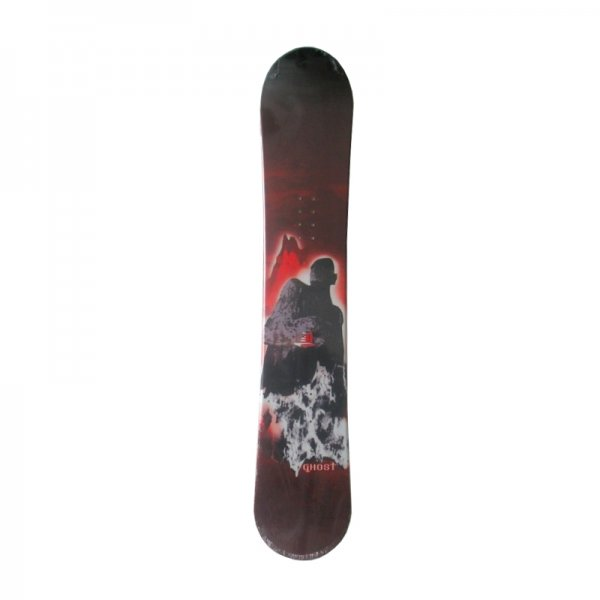 Snowboard FACTORY Ghost red 148 cm