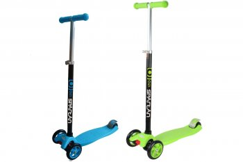 Koloběžka SPARTAN 4 Wheel Scooter