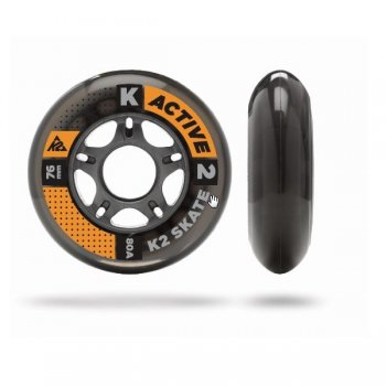 Inline kolečka K2 76 mm/80a 4ks