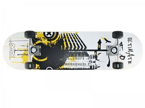 Skateboard NILS Extreme CR 3108 SB (F8) Ultimate Top