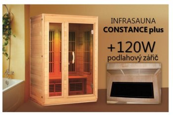 Infrasauna HANSCRAFT Constance Plus