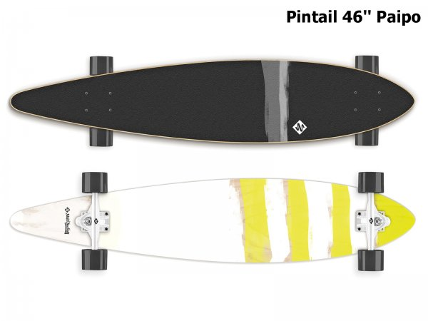 Longboard STREET SURFING Pintail 46 Paipo