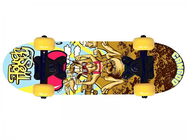 Skateboard SPOKEY Cangoo Mini