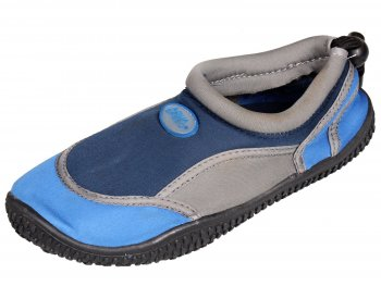 7b49a77cb16 Boty do vody AQUA-SPEED 21A dětské modré