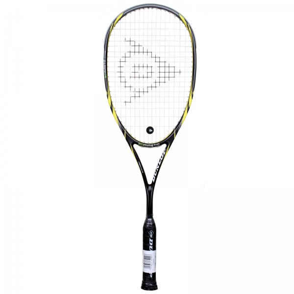 Squashová raketa DUNLOP Biomimetic Ultimate