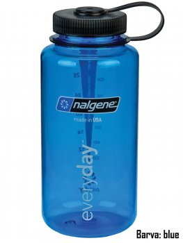 Láhev NALGENE Wide Mouth 1 l