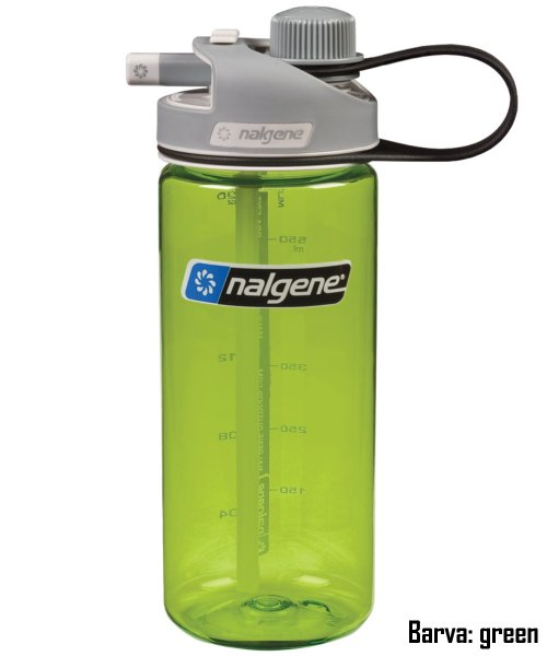 Láhev NALGENE Multi Drink 0,6 l - green