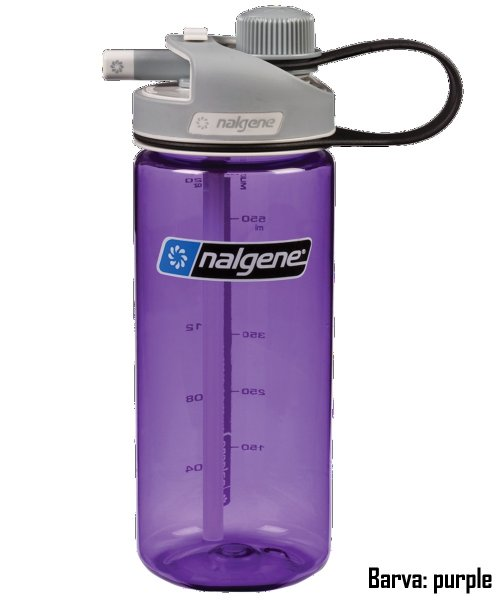 Láhev NALGENE Multi Drink 0,6 l - purple