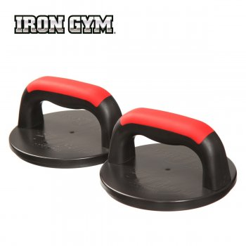 IRON GYM Push Up Pro Grips