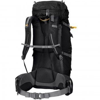Batoh JACK WOLFSKIN Highland Trail 42 l - black ba1e7056bc
