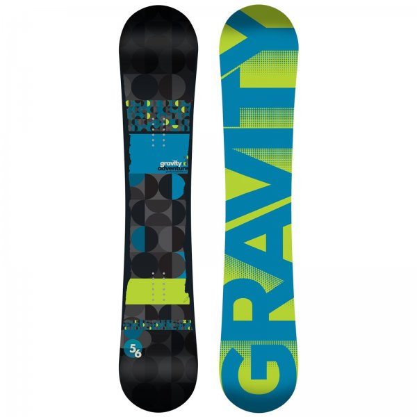 Snowboard GRAVITY Adventure - vel. 144