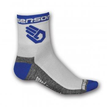 dda6a22babb Ponožky SENSOR Race Lite Ruka modré
