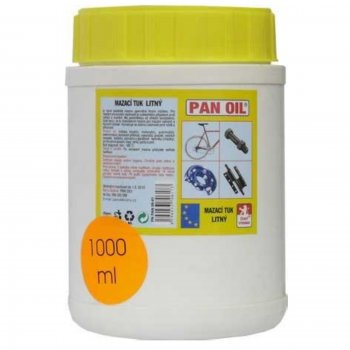Vazelína litná PAN OIL 1000 ml