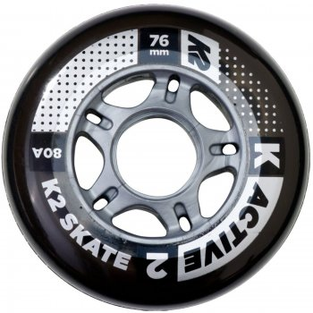 Kolečka K2 Active Wheel 76 mm